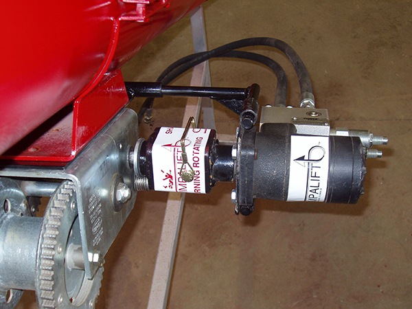 Simpalift Hydraulic Winch Adapter